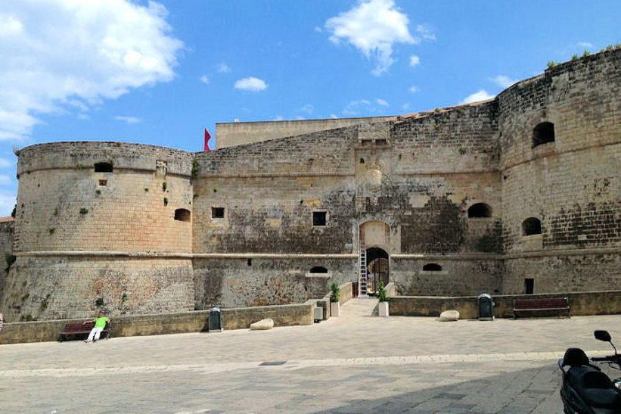 OTRANTO: il Castello Aragonese
